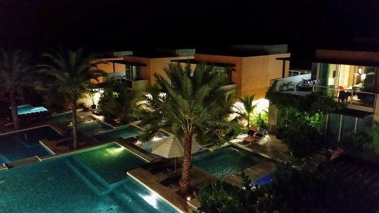 Maloka Hotel Boutique & Spa: Vista Nocturna