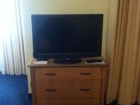 Residence Inn Fort Lauderdale SW/Miramar: TV