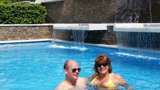 Maloka Hotel Boutique & Spa : Area de piscinas
