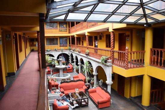 Hotel Munay Wasi : Lobby