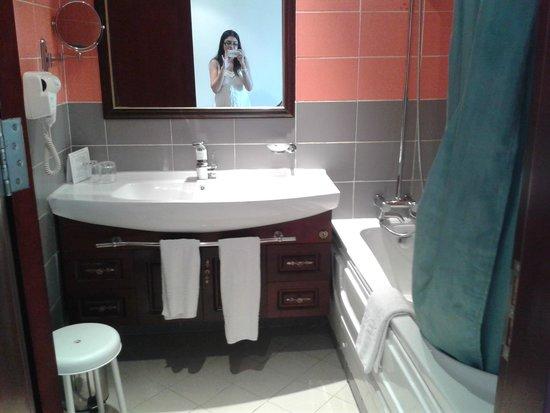 Hotel & Casino César Palace : Toilet