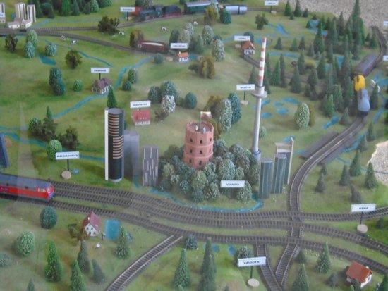 Литовский железнодорожный музей