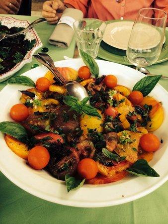 Bellone en Provence: Cuisine delicious