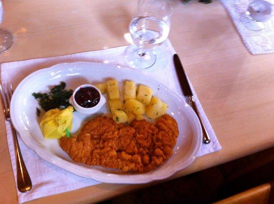 Wirtshaus zum Rehkitz: Schnitzel