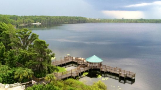 Blue Heron Beach Resort: The fab view from our balcony