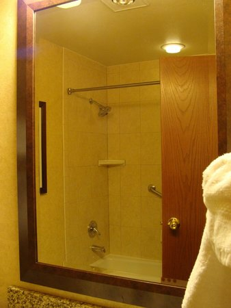 Olympic Lodge : Shower