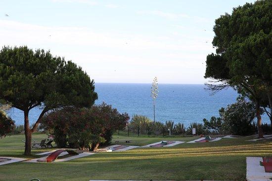 Club Med Da Balaia : view from the hotel