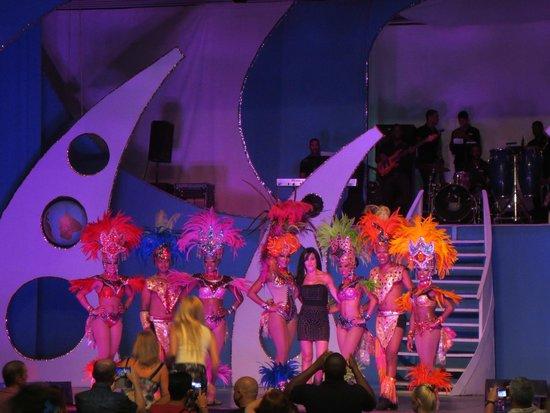 Occidental Caribe: Nightly Entertainment