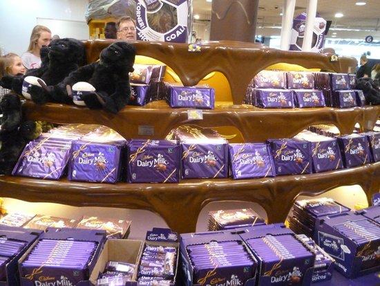 Cadbury World: Tasty Chocolates