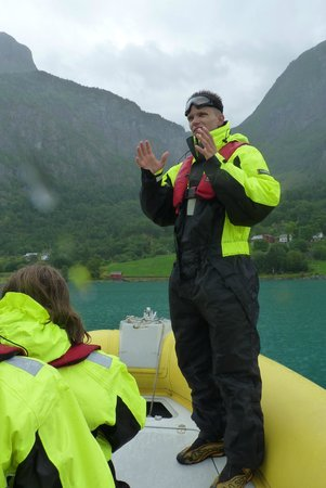 Adventure Tours Norway: Our Driver
