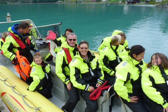 Adventure Tours Norway: All dressed up . . . . . .