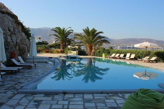 Paros Agnanti Resort : Pool