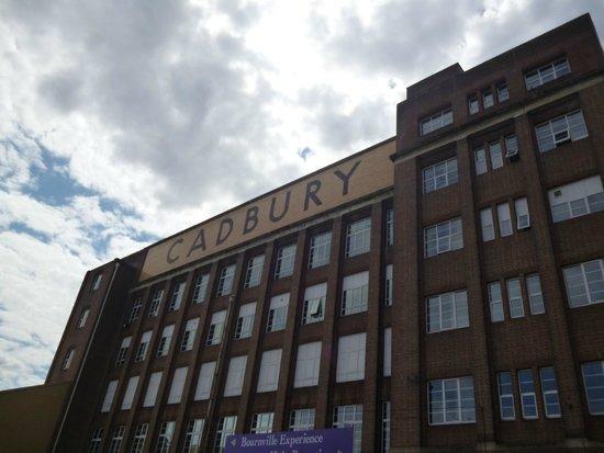 Cadbury World: Cadbury Factory