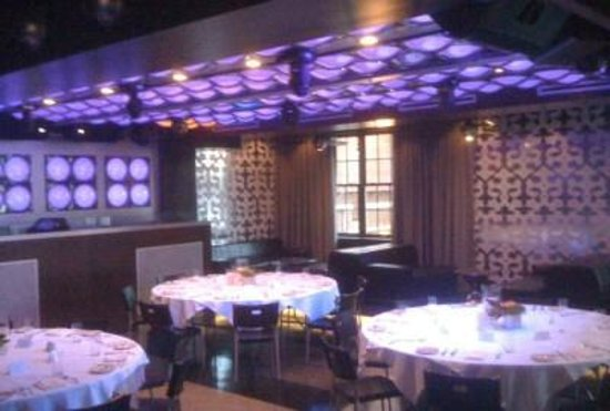 The Grill at ONE can host your special event