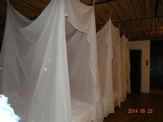 Noi Indigo Patagonia: Spa del Hotel