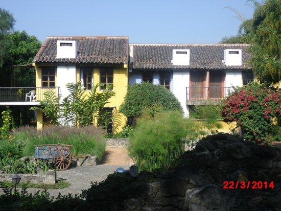 Quinta de las Flores: Cabañas familiares