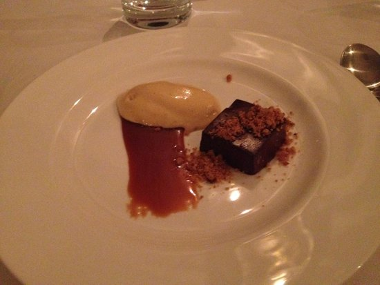 Marianne Restaurant: The wonderful pud!