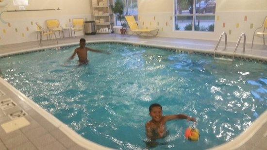 Fairfield Inn & Suites Holland : Pool