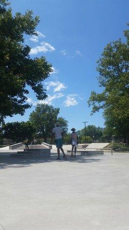 Fairfield Inn & Suites Holland: Skatepark