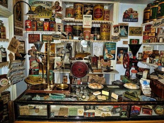 Beck Isle Museum: Museum shop