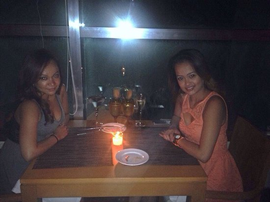 ME Cancun: Our date night at Salt.