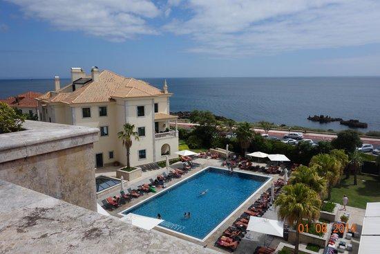 Grande Real Villa Italia Hotel & Spa : Fab view