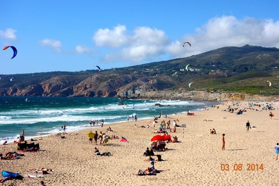 Grande Real Villa Italia Hotel & Spa : Only a short taxi to this amazing beach...Guincho