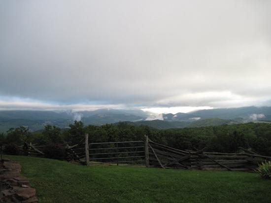 Morning at Laurel Point Retreat