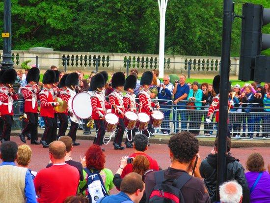 Buckingham Palace: the Band