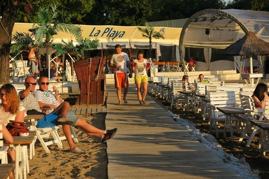 Warszawska La Playa Music Bar