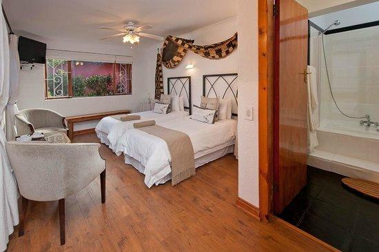 House on Westcliff: Twin/king en-suite
