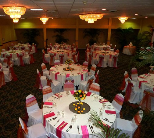 Cara Suites: Ball room - Conference & CBanqueting