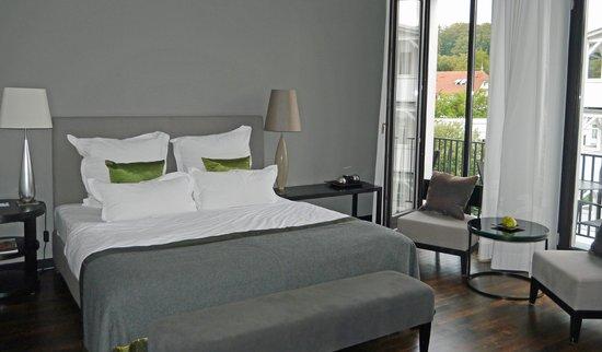 Ceres Hotel: unser schönes Zimmer