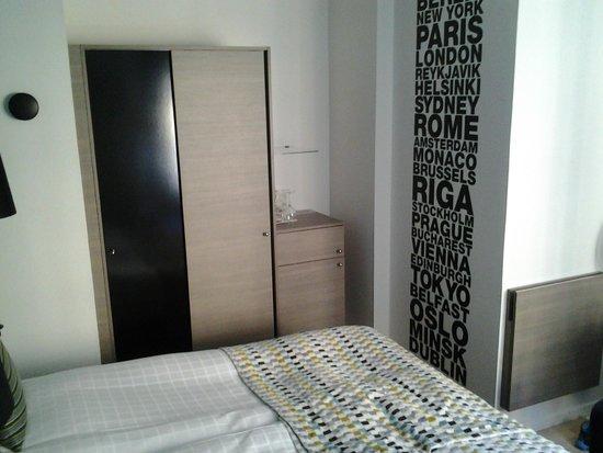 Andersen Boutique Hotel : Room