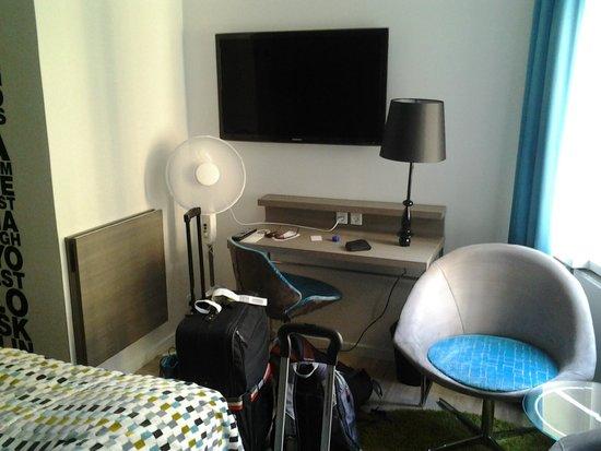 Andersen Boutique Hotel: Room