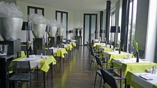 Ceres Hotel: sehr ansprechender Speisesaal