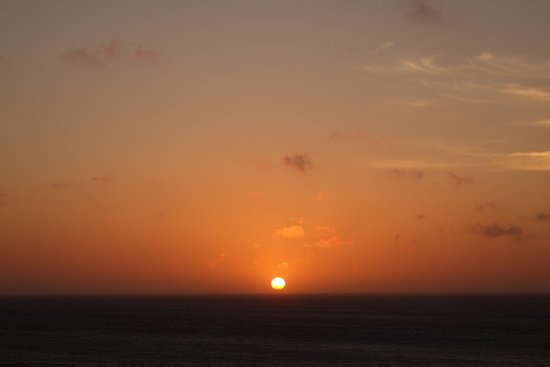 The Ritz-Carlton, Aruba: Sunset Room View