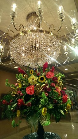 Tastebud Tours Food Tours: Beautiful chandelier at a bonus stop