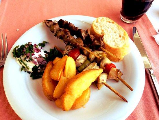 Hotel Marbella: Dinner