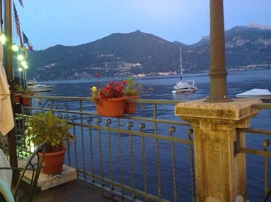 Hotel Bellavista: terrasse