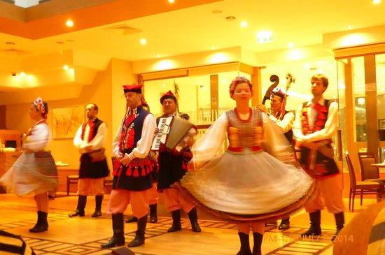 Radisson Blu Hotel Krakow: Dance event at hotel