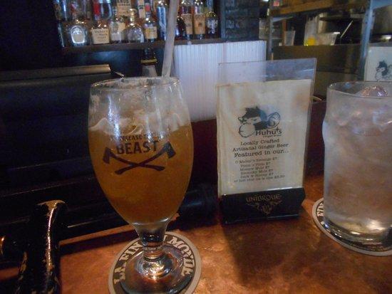 The Avenue Pub: Pimm's Pint