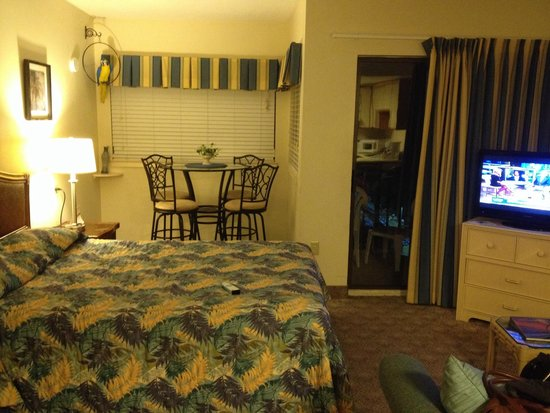 The Palace Resort: Room 605 was nice!
