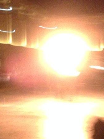 Pestana Colombos Premium Club: Fire show!