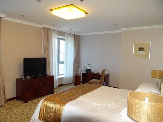 Inner Mongolia Grand Hotel : Deluxe-room 1239