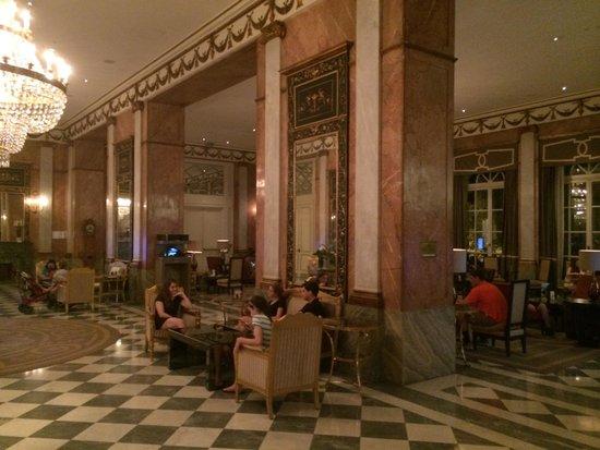 The Westin Excelsior, Rome: Reception eria