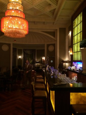The Westin Excelsior, Rome: The Bar