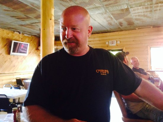 Chauncey's Pub: Dan (owner) the man!!!