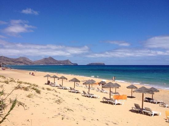 Pestana Colombos Premium Club: the beach