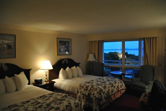 Bluenose Inn - A Bar Harbor Hotel: la chambre